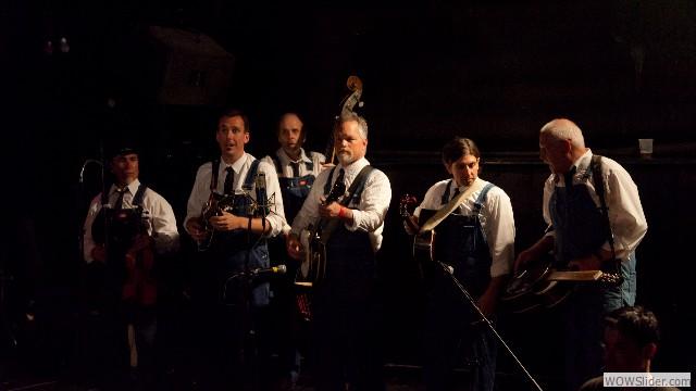 Deacons in the Dark