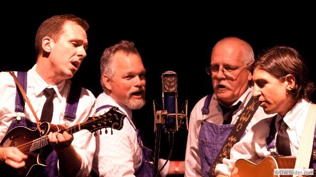 The Deacon Quartet